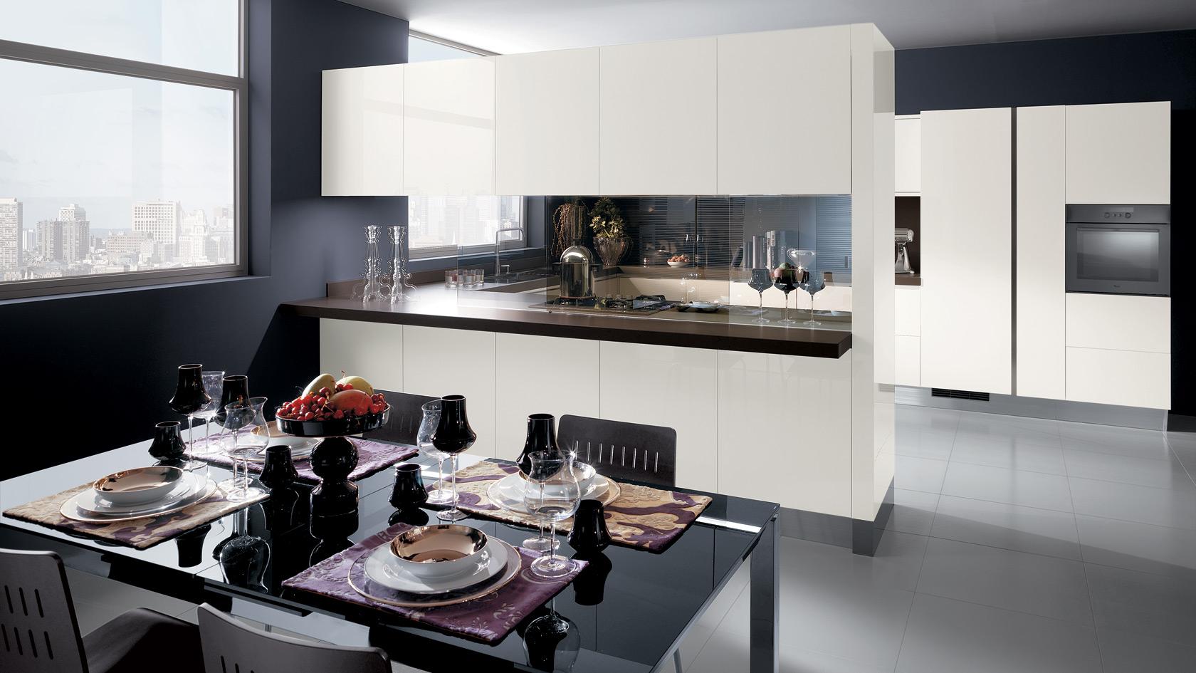 Interior decorating hh kitchen design toronto for Scavolini kitchens toronto